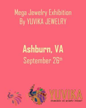 Ashburn Mega Jewelry Exhibition September 2020 - Free Admission