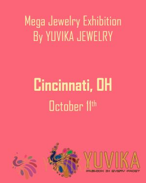 Cincinnati Mega Jewelry Exhibition October 2020 - Free Admission
