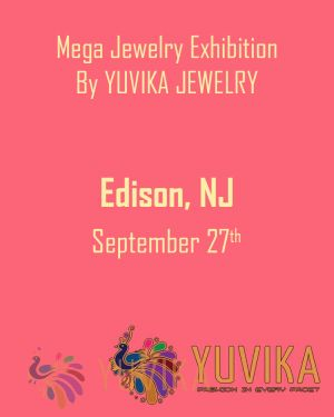 Edison Mega Jewelry Exhibition September 2020 - Free Admission