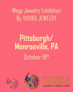 Pittsburgh Mega Jewelry Exhibition October 2020 - Free Admission