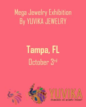 Tampa Mega Jewelry Exhibition October 2020 - Free Admission
